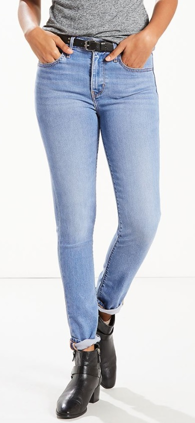 Levi's Levis 721 high rise skinny 18882-0093