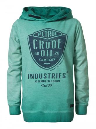 Petrol Sweater hooded SWH327-665