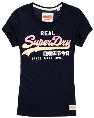 Superdry Ombre entry tee G10003XQ -NT9