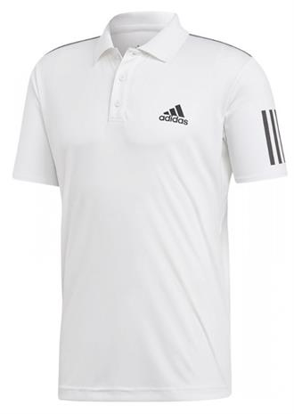 Adidas Club 3 stripes polo m DU0849