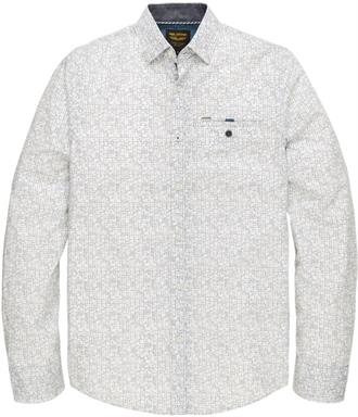 PME Legend Long sleeve shirt poplin with PSI205222-7003