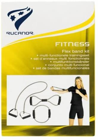 Rucanor Flex band kit 27278-01