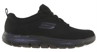 Skechers Flex womans 12775 BBK