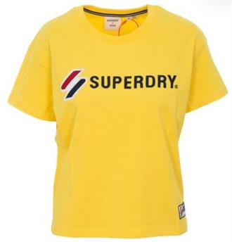 Superdry Graphic boxi tee W1010496A-NWI