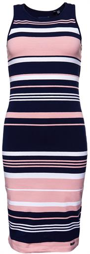 Superdry Verigated stripe mini dress W8010082A-10R